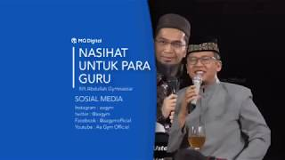 CERAMAH AA GYM & USTADZ ADI HIDAYAT  30 April 2018