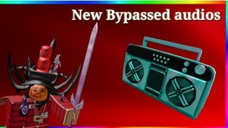 [45] ROBLOX NEW BYPASSED AUDIOS WORKING 2019