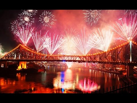 Sunsuper Riverfire - Brisbane 2014