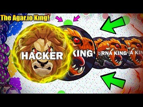 The Agar.io King!