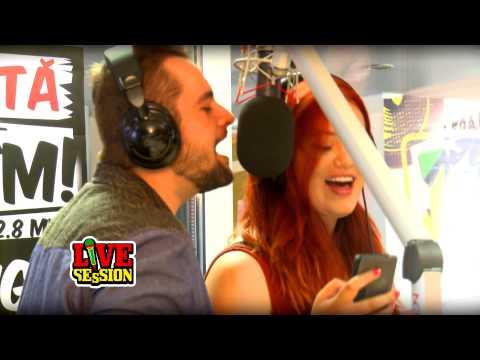 Dorian ft. Fely - Mare Albastra | ProFM LIVE Session