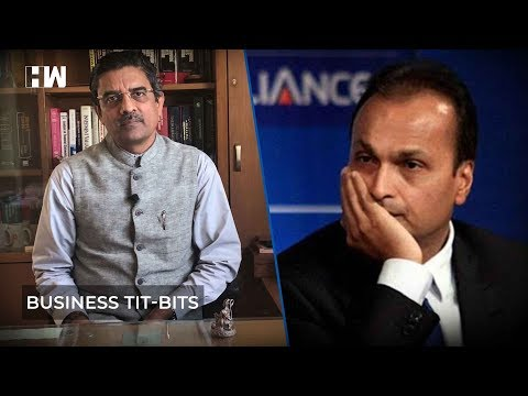 Why is Anil Ambani at the end of the road?