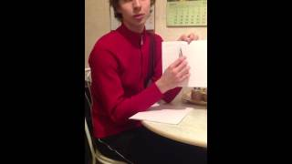 Видеоурок на тему: Как научиться считать в уме(, 2013-03-26T17:54:31.000Z)
