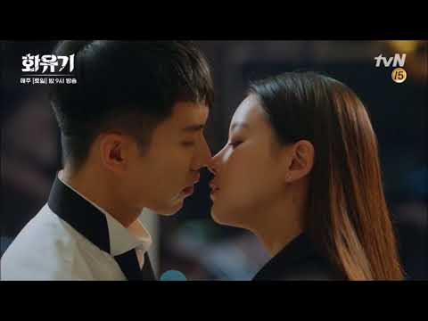 Lee Seung Gi & Oh Yeon Seo - Kiss Compilation [Hwayugi/A Korean Odyssey]