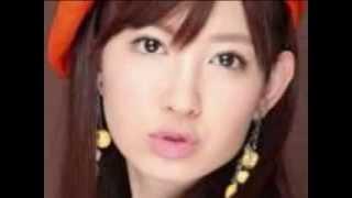 AKB48のこじはること小嶋陽菜ちゃん へたくそですが見てください 曲は「スッピツ」のシロクマです。