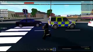 ROBLOX: South Wales Police (Civillian #2) VIP Escort Gone Wrong!