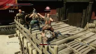 Ryse Son Of Rome gameplay multiplayer