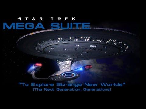 Star Trek Mega Suite 5: To Explore Strange New Worlds