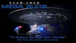 Star Trek Mega Suite 5: To Explore Strange New Worlds