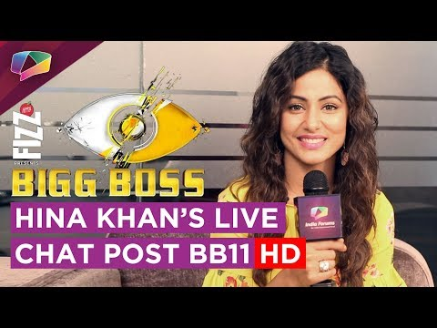 Hina Khan Gets Candid With India Forums Post Bigg Boss 11 | Exclusive