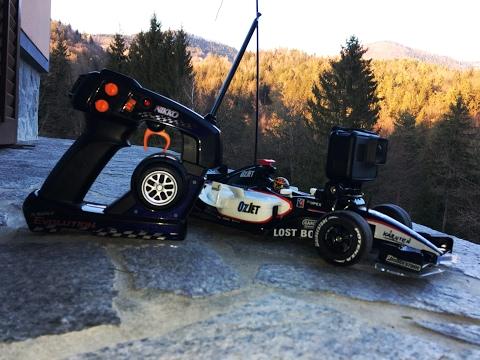 GoPro Hero5 & Nikko RC Formula 1