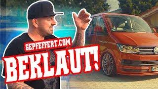 Gepfeffert.com beklaut! Realtalk und Vorstellung VW T5 T6 Bus Transporter Multivan Umbau Carpon