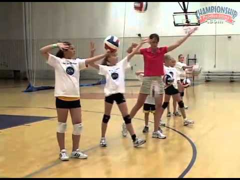 volleyball serving aces videos musicales