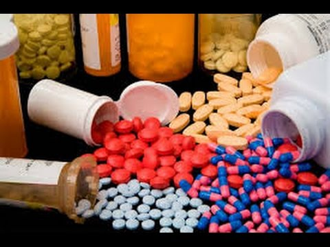 The Real Problem with Prescription Medications