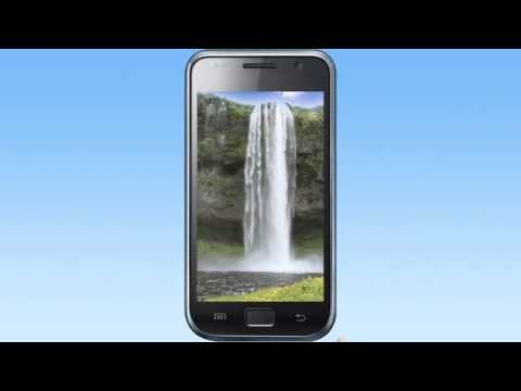 Waterfalls video wallpaper