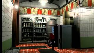 Let's Play Grim Fandango Part 19: Into The Wine Cellar
