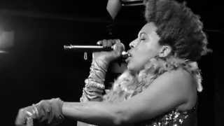 "Macy Gray ""Relating to a Psychopath"" SubCulture, NYC, 6/19/13"