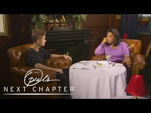 What It's Like to Be Justin Bieber - Oprah's Next Chapter - Oprah Winfrey Network