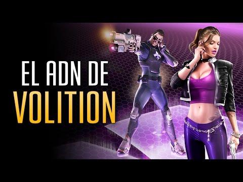 Acción, libertad, humor, irreverencia.. ¡El ADN jugable de Volition!