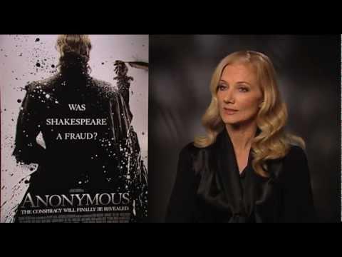 Joely Richardson Talks Anonymous  Empire Magazine