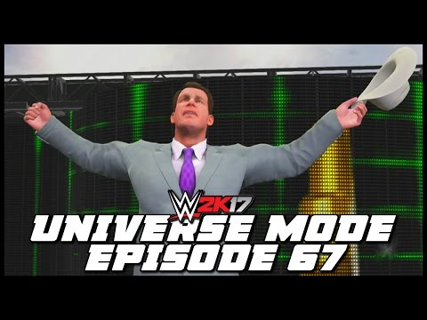 WWE 2K17 | Universe Mode - 'NEW SMACKDOWN GENERAL MANAGER!' | #67