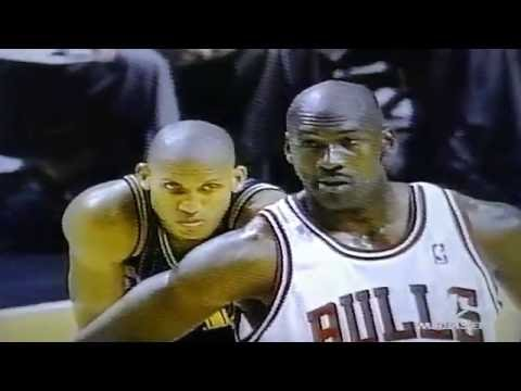 Nba Playoff 1998 - game 5 - Chicago Bulls vs Indiana Pacers