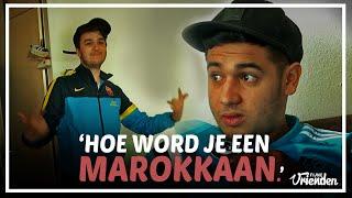 Hoe word je een Marokkaan (met Youstoub) - Fijne Vrienden