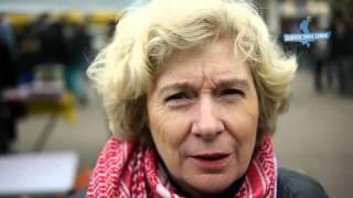 parisien ne s et lyonnais es rpondent  l appel au secours des femmes de gaza 15 02 2014