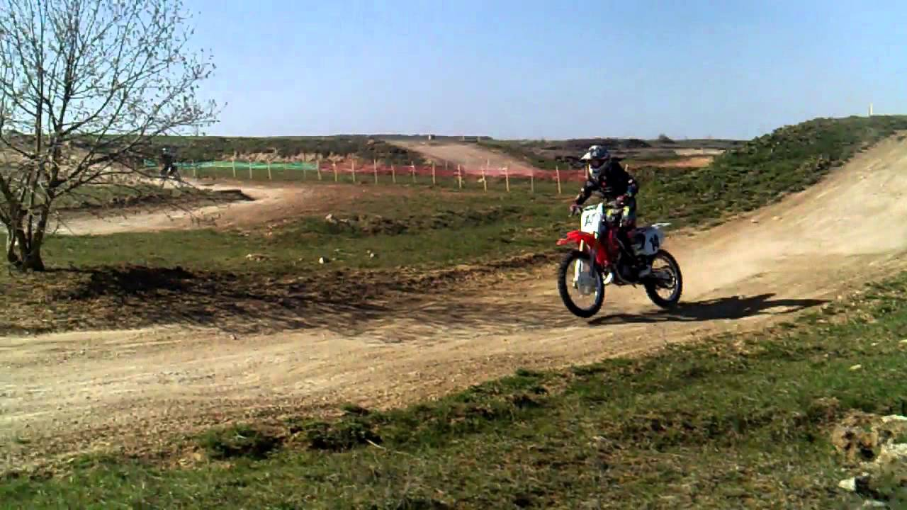 motocross guilleville