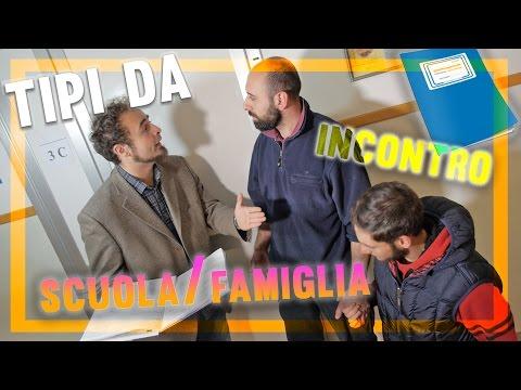 TIPI da INCONTRO SCUOLA/FAMIGLIA