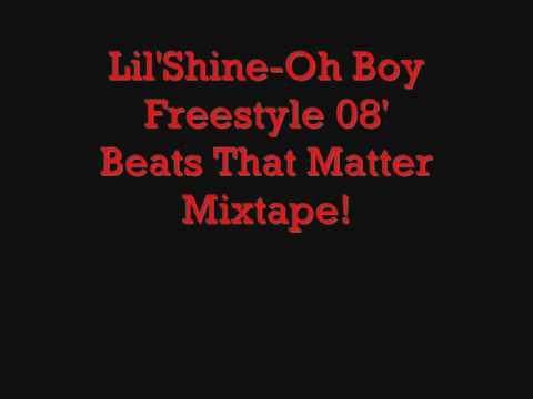 BCF Lil'Shine-Oh Boy Freestyle '08