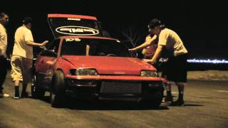 DEMONICS TURBO CRX VS BRODY EVO 8