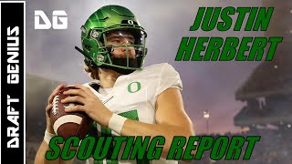 Justin Herbert: Oregon QB | 2020 NFL Draft Scouting Report