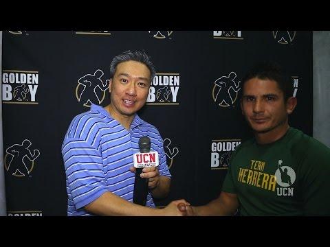Steve Kim interviews Mauricio Herrera - UCN EXCLUSIVE