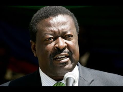 Musalia Mudavadi's conditions to IEBC for NASA to participate in the repeat polls