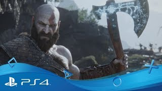 God of War Arrow Trailer PS4