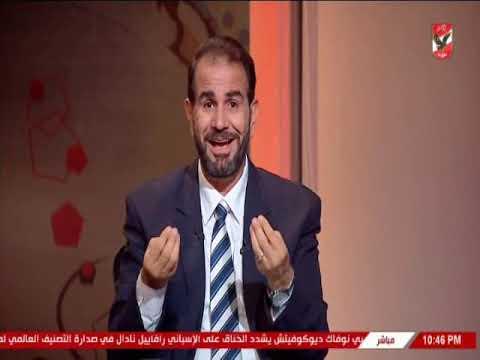 ملك وكتابة يصدم خالد الغندور على الهواء بالوثائق حول لقب نادى القرن thumbnail