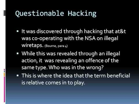 The Ethics of Hacking.wmv