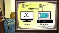 ORF DVB-T2/simpliTV Verschlüsselung