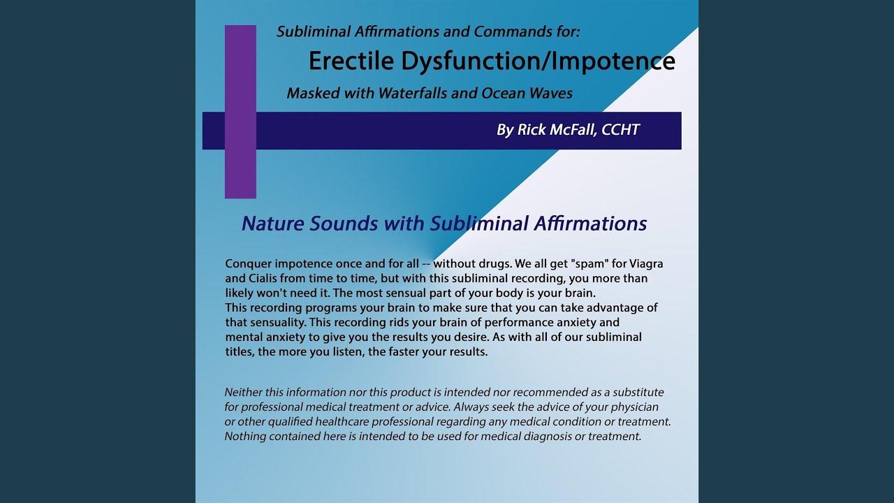 Erectile dysfunctionimpotence subliminal messages embedded in erectile dysfunctionimpotence subliminal messages embedded in the sound of ocean waves xflitez Gallery