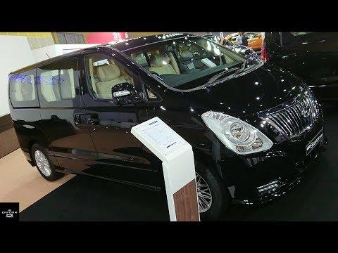 2017 Hyundai Grand Starex VIP 2.5 CRDi