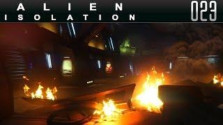 👽 ALIEN ISOLATION [023] [Vor verschlossenen Toren] thumbnail