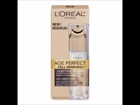 Age Perfect Cell Renewal Golden Serum by L'Oreal #16
