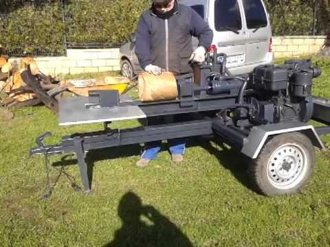 Efectiva maquina de cortar le a doovi for Maquina de astillar lena