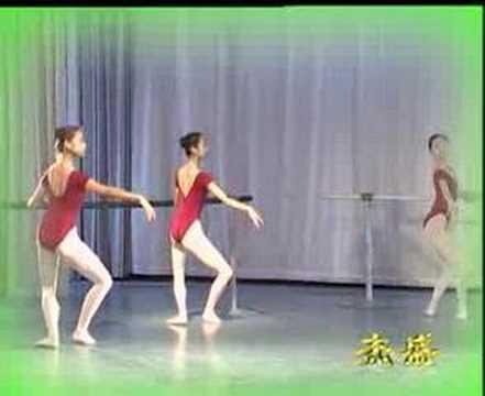 Ballet Techniques----Plie