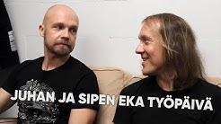 Juhan ja Sipen myday TVOF-kuvauksista | The Voice of Finland | Nelonen