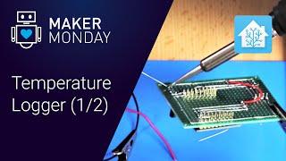 Instellen en Configureren van een Temperatuur Logger met Home-Assistent (1/2)