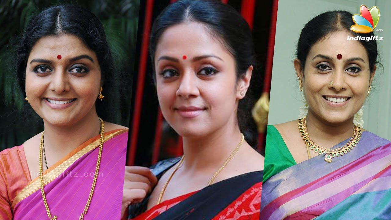 Jyotika, Banupriya, Saranya Ponvannan in women-centric ...