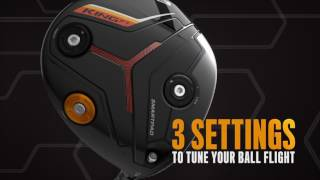 Cobra King F7 Limited Edition Heritage Golf Driver