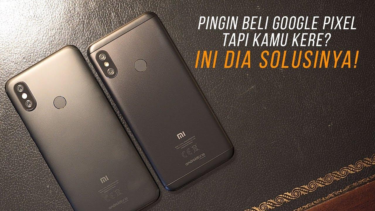 Xiaomi Tanpa Miui Ya Begini Hands On Xiaomi Mi A2 Mi A2 Lite